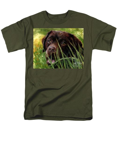 A Gardener's Friend Men's T-Shirt  (Regular Fit) by Molly Poole