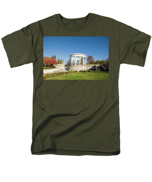 A Place Of Peace Men's T-Shirt  (Regular Fit) by Jose Rojas