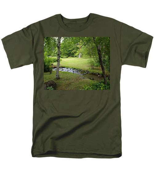 Men's T-Shirt  (Regular Fit) featuring the photograph A Place To Dream Awhile by Ben Upham III