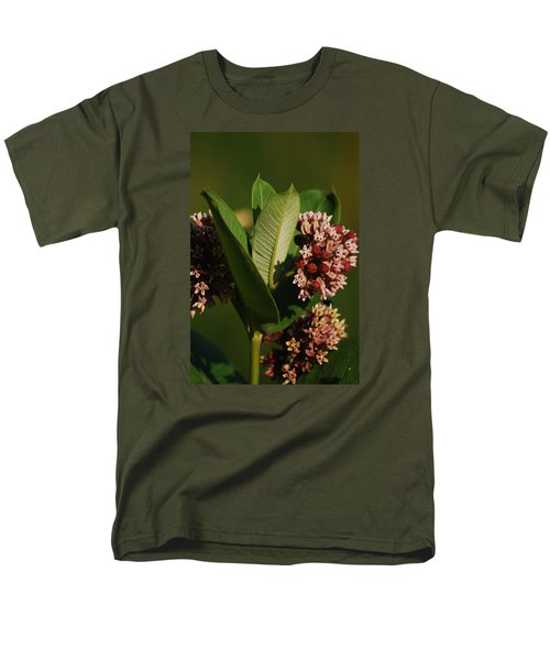 Men's T-Shirt  (Regular Fit) featuring the photograph A Pretty Bouquet by Ramona Whiteaker