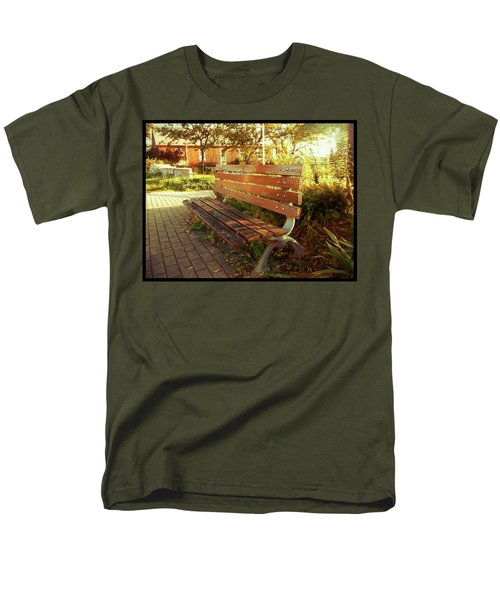 A Restful Respite Men's T-Shirt  (Regular Fit) by Shawn Dall