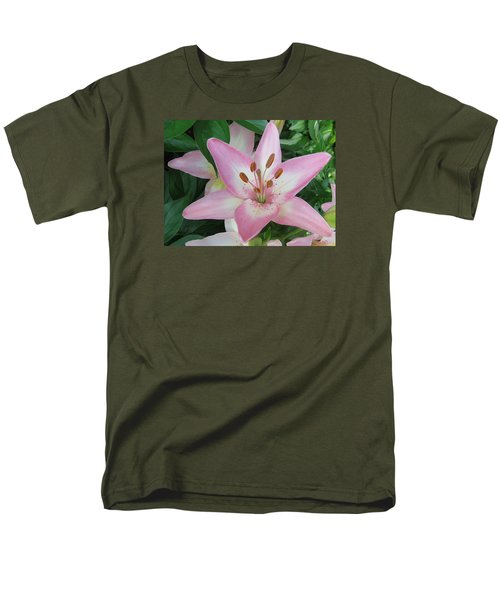 A Star Of Day Men's T-Shirt  (Regular Fit) by Jeanette Oberholtzer