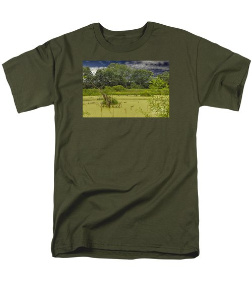 A Swamp Thing Men's T-Shirt  (Regular Fit) by JRP Photography