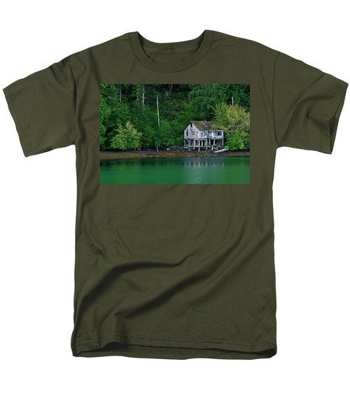 Abandoned Dreams Men's T-Shirt  (Regular Fit)