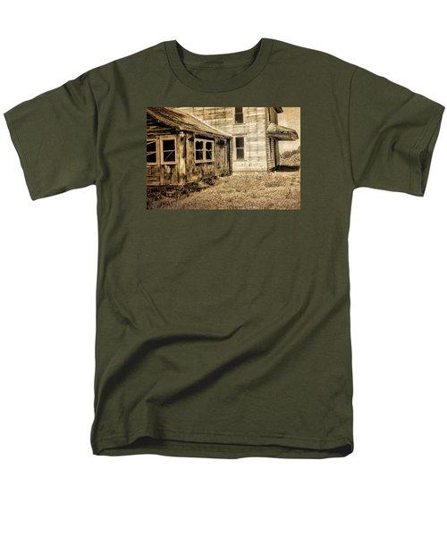 Abandoned House 2 Men's T-Shirt  (Regular Fit)