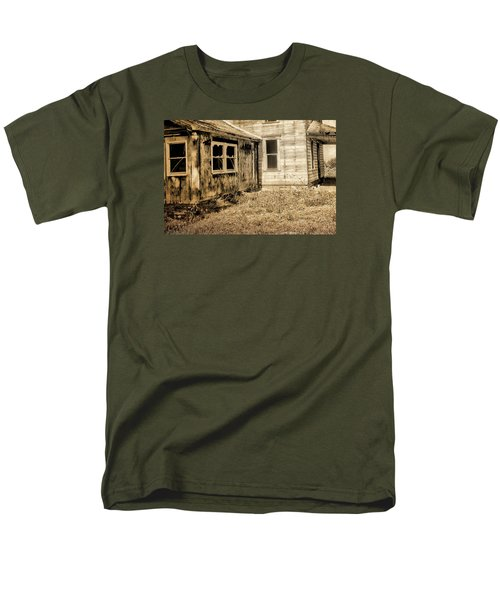 Abandoned House 3 Men's T-Shirt  (Regular Fit)