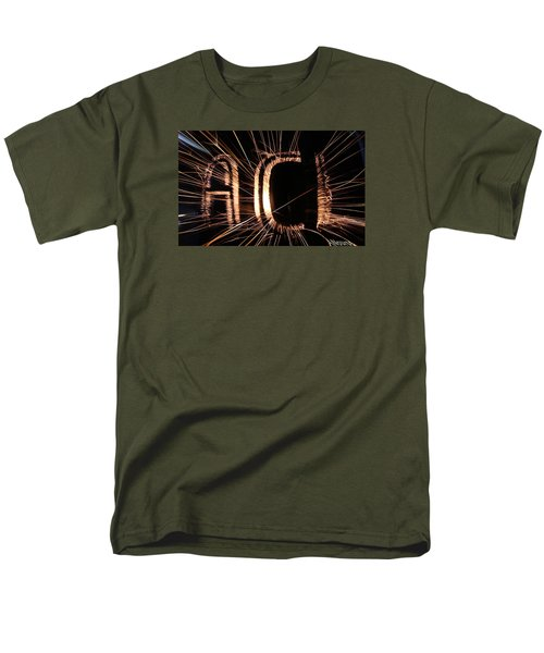 ACL Men's T-Shirt  (Regular Fit) by Andrew Nourse
