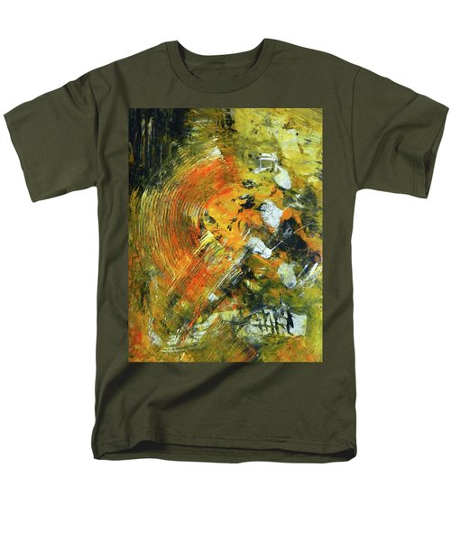 Addicted To Chaos Men's T-Shirt  (Regular Fit) by Everette McMahan jr