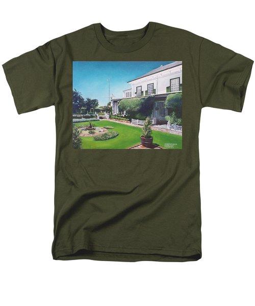 Admiralty House Men's T-Shirt  (Regular Fit) by Tim Johnson