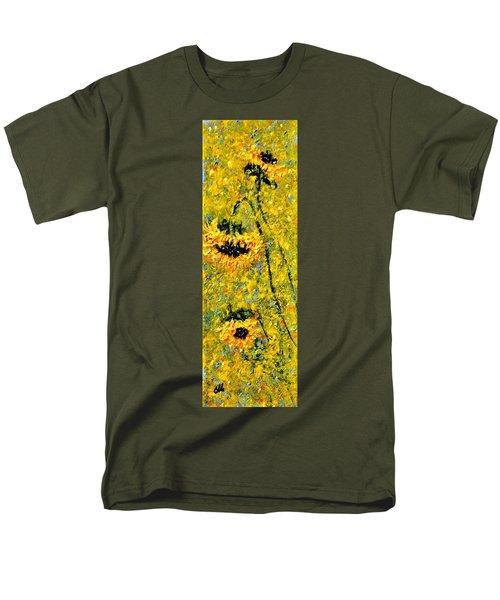 After The Rain  Vi Men's T-Shirt  (Regular Fit)