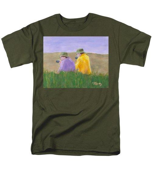 Afternoon Tea Men's T-Shirt  (Regular Fit)