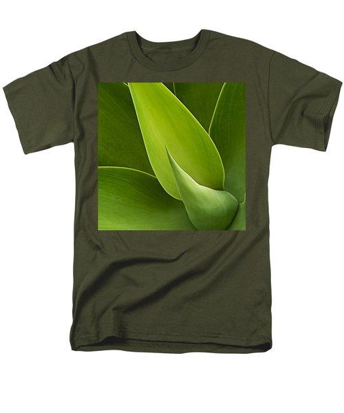 Agave Men's T-Shirt  (Regular Fit) by Heiko Koehrer-Wagner