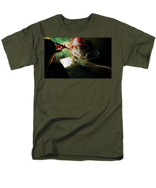 Aint Men's T-Shirt  (Regular Fit) by John Jr Gholson