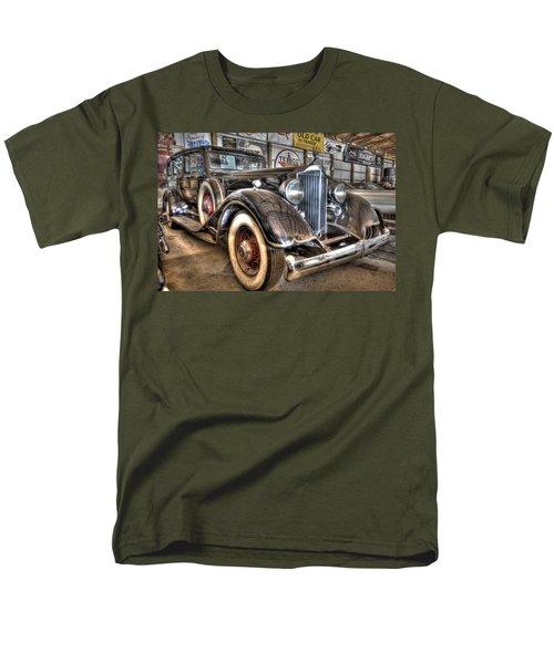 Al Capone's Packard Men's T-Shirt  (Regular Fit) by Nicholas  Grunas