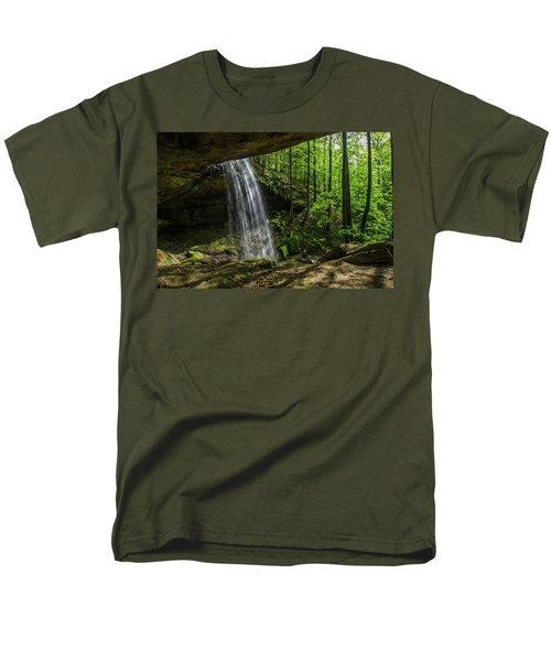 Alcorn Falls Men's T-Shirt  (Regular Fit)