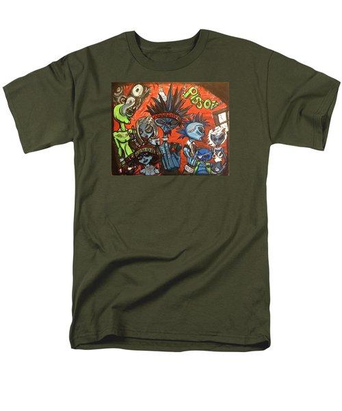 Aliens With Nefarious Intent Men's T-Shirt  (Regular Fit)