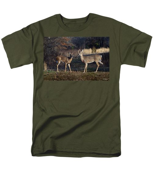 Almost Spring Men's T-Shirt  (Regular Fit) by Bill Stephens