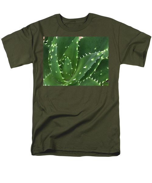 Aloe-icious Men's T-Shirt  (Regular Fit) by Russell Keating