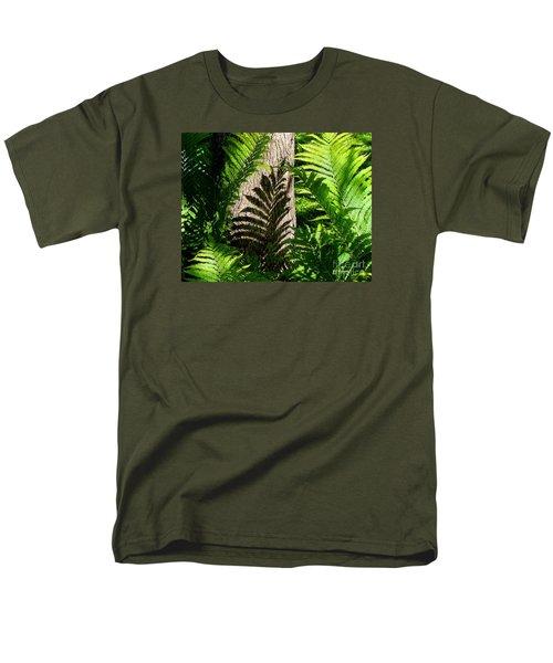 Alter Ego Men's T-Shirt  (Regular Fit) by Betsy Zimmerli