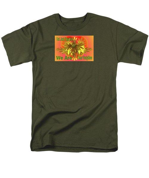 Alternative Medicine Men's T-Shirt  (Regular Fit) by Mike Breau
