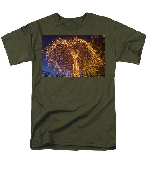 An Extrinsic Element  Men's T-Shirt  (Regular Fit) by Bijan Pirnia