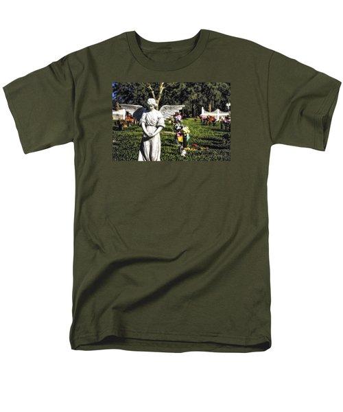 Angel 004 Men's T-Shirt  (Regular Fit) by Michael White