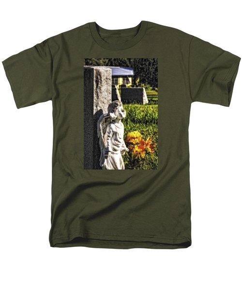 Angel 010 Men's T-Shirt  (Regular Fit)