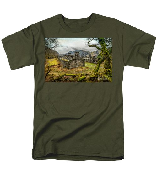 Anglesey Barracks Men's T-Shirt  (Regular Fit) by Adrian Evans