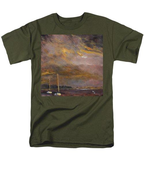 Anticipation Men's T-Shirt  (Regular Fit)