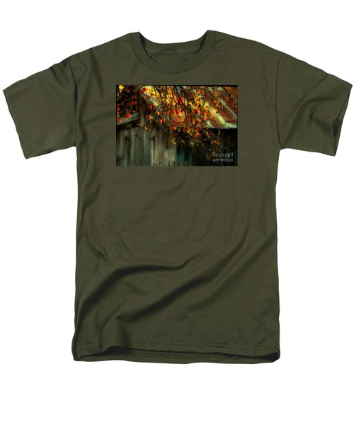 Apple Picking Time Men's T-Shirt  (Regular Fit) by Sherman Perry