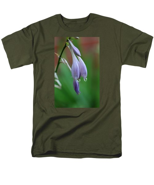 Men's T-Shirt  (Regular Fit) featuring the photograph April Ends by Michiale Schneider