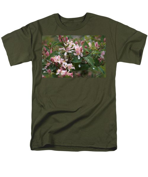 April Showers 8 Men's T-Shirt  (Regular Fit) by Antonio Romero