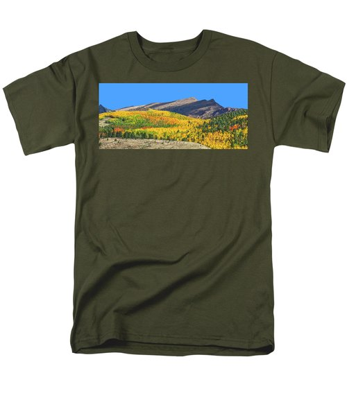 Arcas Is The King Of Arcadia, The Home Of God Pan. Men's T-Shirt  (Regular Fit) by Bijan Pirnia