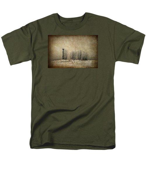Art On The Beach Men's T-Shirt  (Regular Fit) by Milena Ilieva
