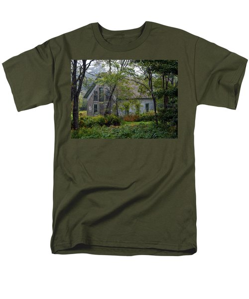 Artist Hideout Men's T-Shirt  (Regular Fit)