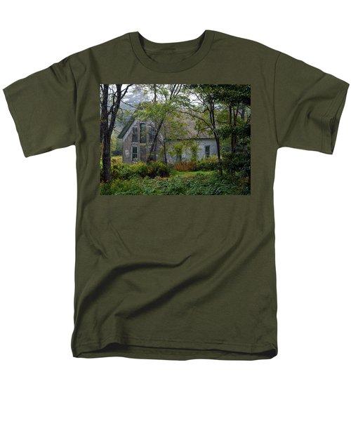 Artist Hideout Men's T-Shirt  (Regular Fit) by Glenn Gordon