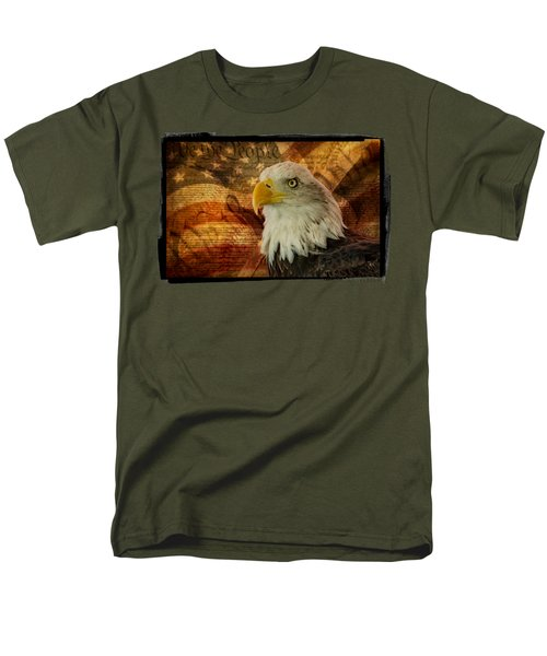 American Icons Men's T-Shirt  (Regular Fit) by Susan Candelario