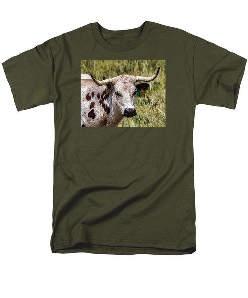 Call Me Spot Men's T-Shirt  (Regular Fit) by Bill Kesler