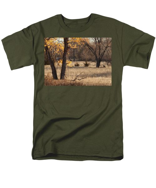 Shades Of Autumn Men's T-Shirt  (Regular Fit) by Bill Kesler