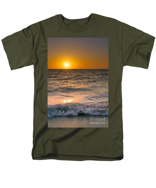 At Days End Men's T-Shirt  (Regular Fit)