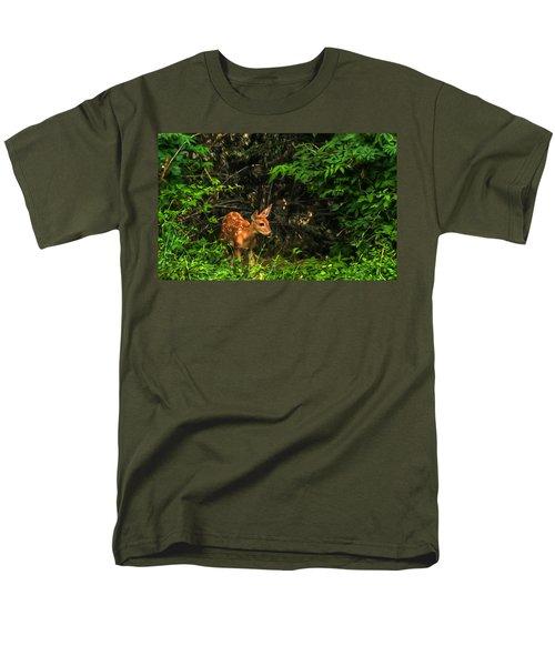 August Fawn Men's T-Shirt  (Regular Fit) by Trey Foerster