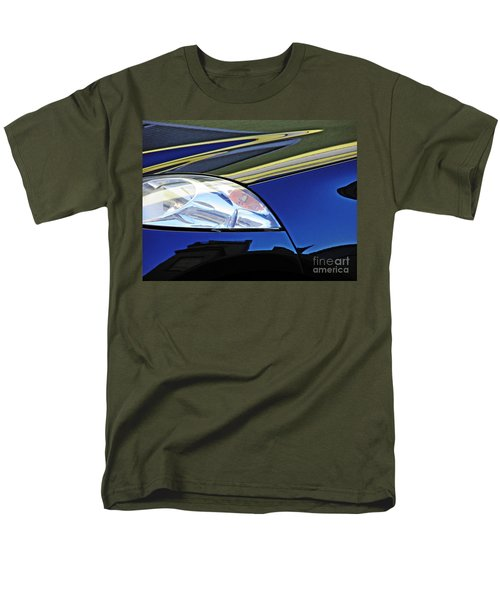 Auto Headlight 190 Men's T-Shirt  (Regular Fit) by Sarah Loft