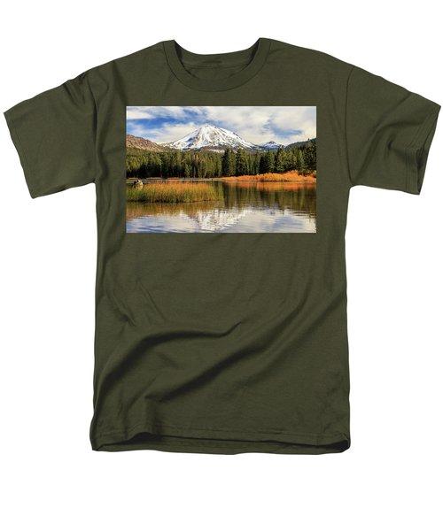 Autumn At Mount Lassen Men's T-Shirt  (Regular Fit) by James Eddy