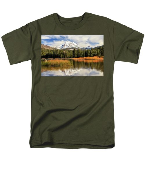 Autumn At Mount Lassen Men's T-Shirt  (Regular Fit)