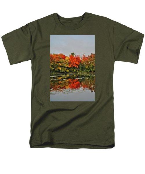 Men's T-Shirt  (Regular Fit) featuring the photograph Autumn Portrait by Kathleen Sartoris