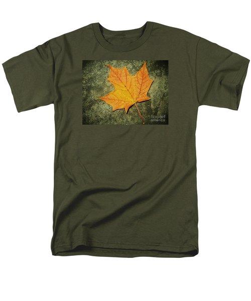 Autumn Men's T-Shirt  (Regular Fit) by Reb Frost