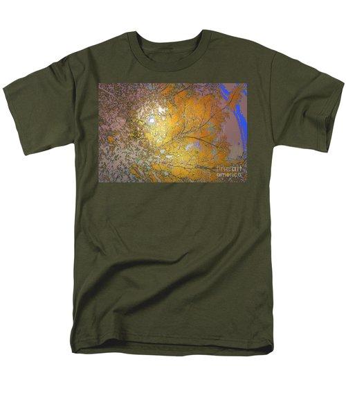 Autumn Sun Men's T-Shirt  (Regular Fit) by Deborah Nakano