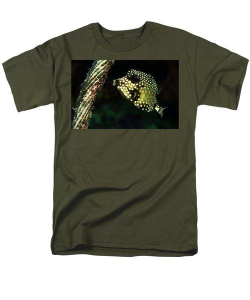 Baby Trunk Fish Men's T-Shirt  (Regular Fit) by Jean Noren