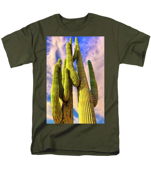 Men's T-Shirt  (Regular Fit) featuring the photograph Bad Hombre by Paul Wear