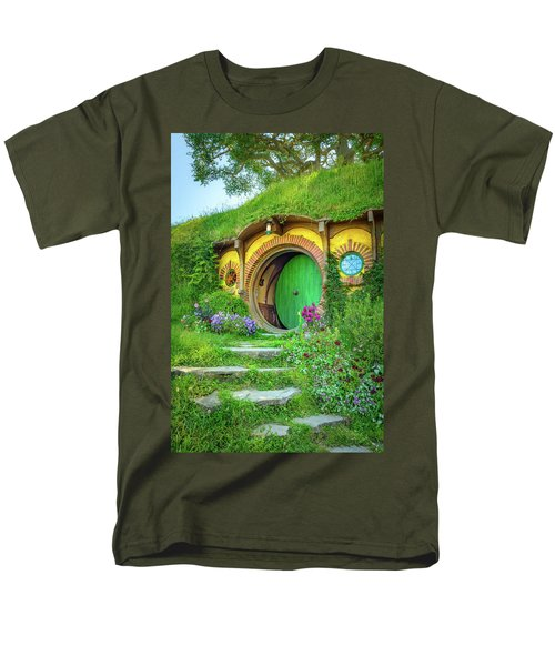 Bag End Men's T-Shirt  (Regular Fit) by Racheal Christian
